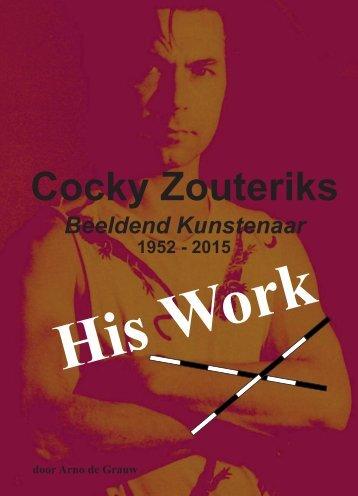 Cocky Zouteriks - Beeldend Kunstenaar