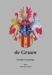 de Grauw - genealogie