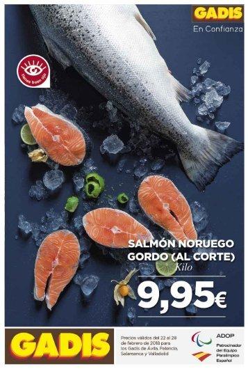 GADIS Castilla y León folleto de ofertas hasta 28 de febrero 2018