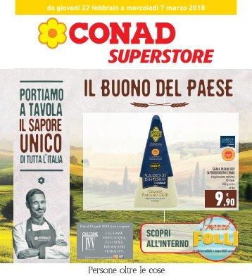 Conad SS Sassari 2018-02-22