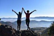 Hiking Climbing Trek Volcanoes Guatemala Tajumulco Santamaria