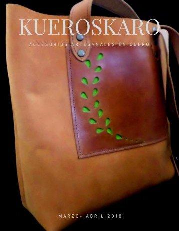 Catalogo Kueroskaro Marzo 2018