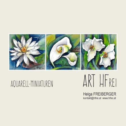 AQUARELL-MINIATUREN ART HFrei