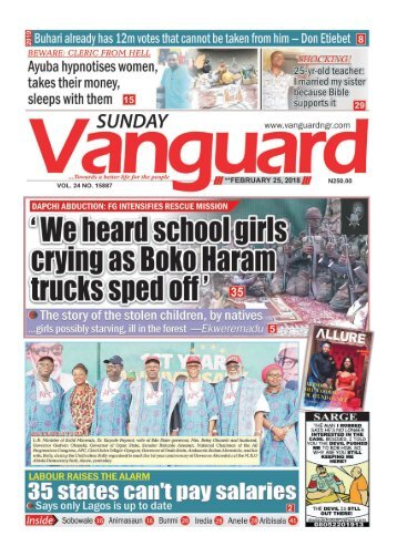 25022018 - We heard school girls crying as Boko Haram Trucks sped off