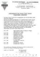Geschichte der Sektion Sporttanzen ab 1997 - Page 4