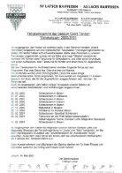 Geschichte der Sektion Sporttanzen ab 1997 - Page 5