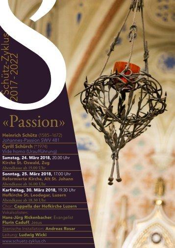 Passions-Konzerte