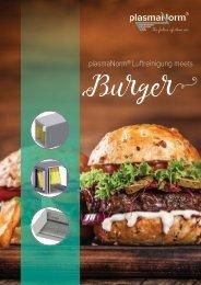 plasmaNorm Luftreinigung meets Burger