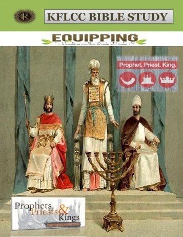 Prophet Priest  King