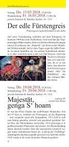 bavaricum@histonauten - Programmheft Frühling/Sommer 2018: Zecher, Zänker und Kanonen - Page 4
