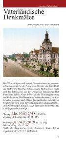 bavaricum@histonauten - Programmheft Frühling/Sommer 2018: Zecher, Zänker und Kanonen - Page 7