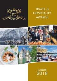 Travel & Hospitality Awards | Europe Awards 2018 | www.thawards.com