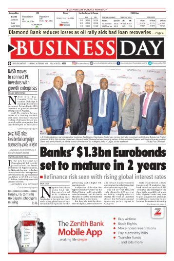 BusinessDay 26 Feb 2018