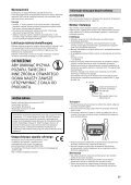 Sony KDL-32R303B - KDL-32R303B Mode d'emploi Grec - Page 3
