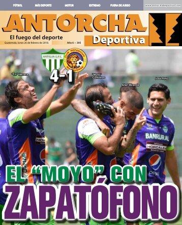 Antorcha Deportiva 305