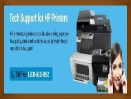HP Printer Support  Number 1-800-213-8289