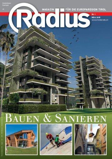 Radius Bauen Sanieren 02 2018