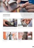 """""""PIVOTA DX Glass"""": Versteckte Beschlagtechnik für Glastüren (Produktbroschüre) - Seite 3"""