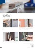 """""""PIVOTA DX Glass"""": Versteckte Beschlagtechnik für Glastüren (Produktbroschüre) - Seite 4"""