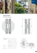 """""""PIVOTA DX Glass"""": Versteckte Beschlagtechnik für Glastüren (Produktbroschüre) - Seite 5"""