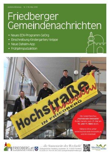 Zeitung 1 2018 homepage