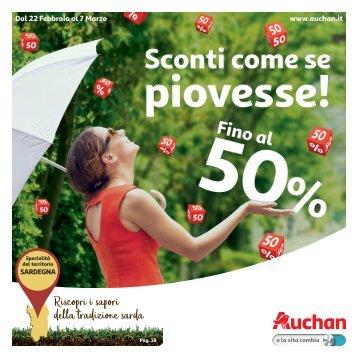 Auchan Sassari 2018-02-22