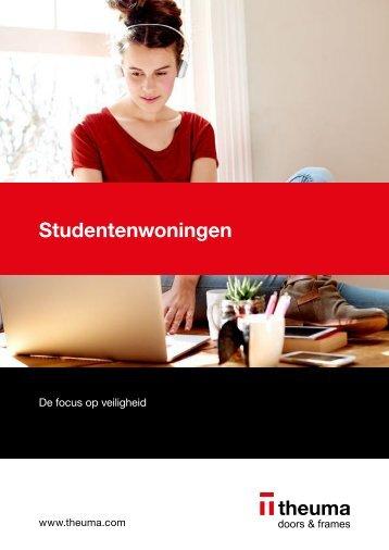 Folder Studentenwoningen_ A4