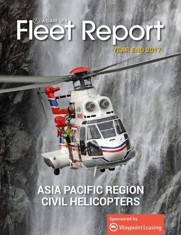 Civil Helicopter Fleet Report 2017 - EN