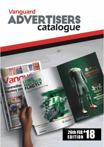 advert catalogue 26 February 2018