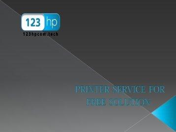 HP Printer ppt final 1