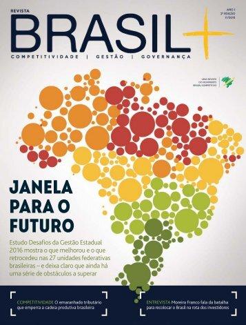 Revista Brasil - Edição Teste