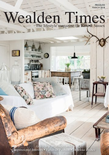 Wealden Times | WT193 | March 2018 | Fashion supplement inside