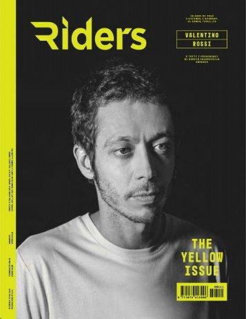 Riders - Febbraio 2018