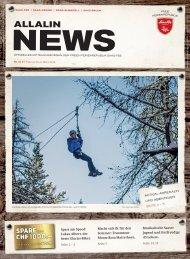 Allalin News Nr. 4/2018