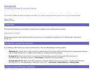 Wonderware End User License Agreement