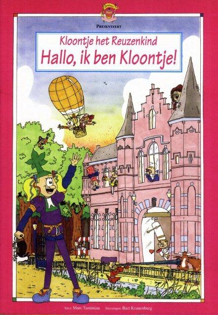 Hallo Ik ben Kloontje AD10-1998