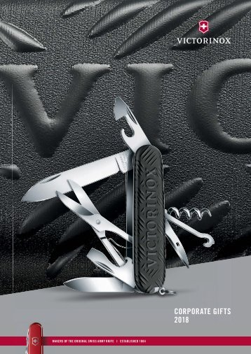 Victorinox Catalogue