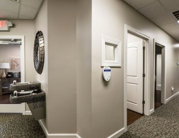 Operatories at Greenville SC dentist Greenville Family Smiles