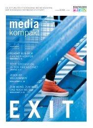 MEDIAkompakt 23: Exit