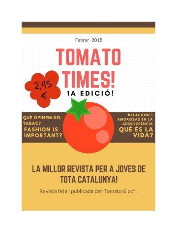 TOMATO TIMES!