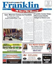 Franklin March 2018
