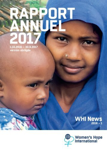 WHI Rapport Annuel 2017