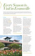 Evansville Convention and Visitors Bureau - 2018 Visitors Guide - Page 4