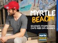 Myrtle Beach Katalog 2018