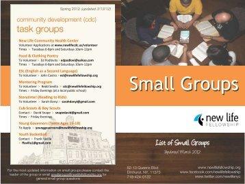 718-424-0122 Fax: 718-457-1133 Email: info@newlifefellowship.org