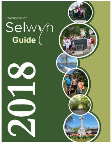 Selwyn Guide 2018