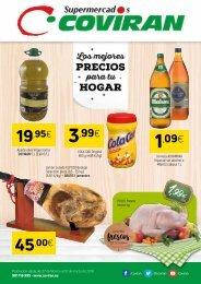Supermercados COVIRAN folleto ofertas del 27 febrero al 10 de marzo 2018