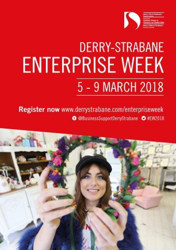 Enterprise Week 2018 Programme