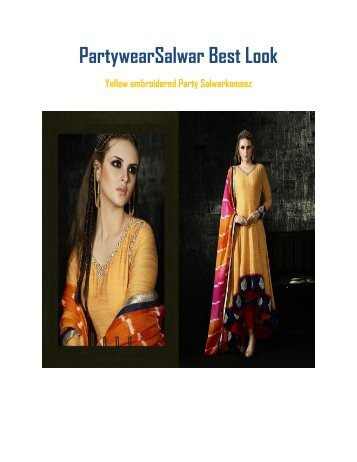 Partywear_Salwar_Best_Look