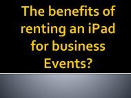 The-benefits-of-renting-an-iPad-for-business-Events